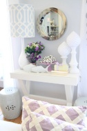 colors and decor: Decor, Interior, Sweet, Console Table, Ana Antunes, Color, Living Room, Design