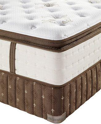 Sterns & Foster king mattress set