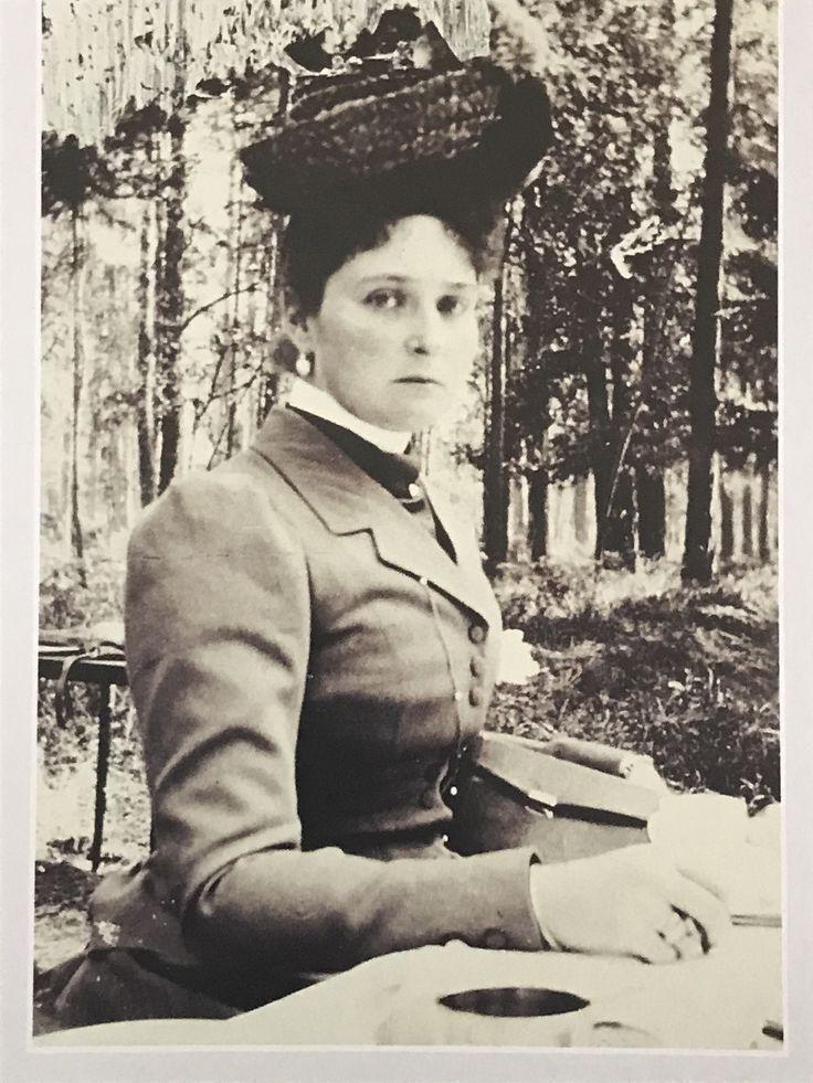 Empress Alexandra Feodorovna of Russia. Source: my own