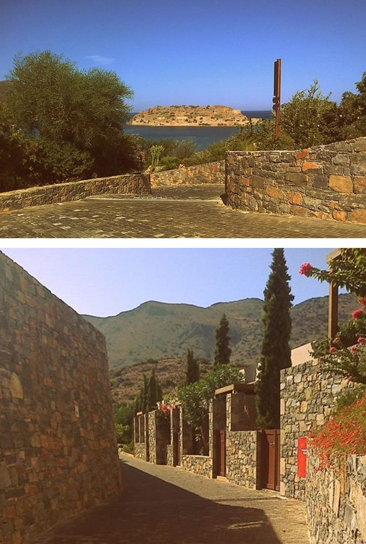 Designed to blend into the #Mediterranean landscape, the resort's picturesque narrow alleys offer perfect moments of bliss exploration!