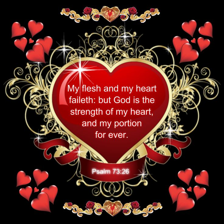 Bible Quotes Heart: 1570 Best Images About Hearts + Bible Verses On Pinterest