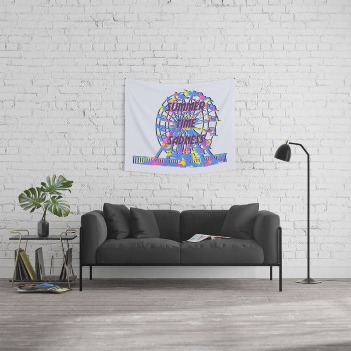 NEON HAPPINESS! Wall Tapestry 3/4-3/5: 25% Off Everything in my society6 Shop With Code ART25OFF Start: Sunday, 3/4/18 @ 12:00am PT  End: Monday, 3/5/18 @ 11:59pm PT https://society6.com/gasponce