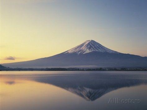 Mt. Fuji, Kawaguchiko, Yamanashi Prefecture, Japan