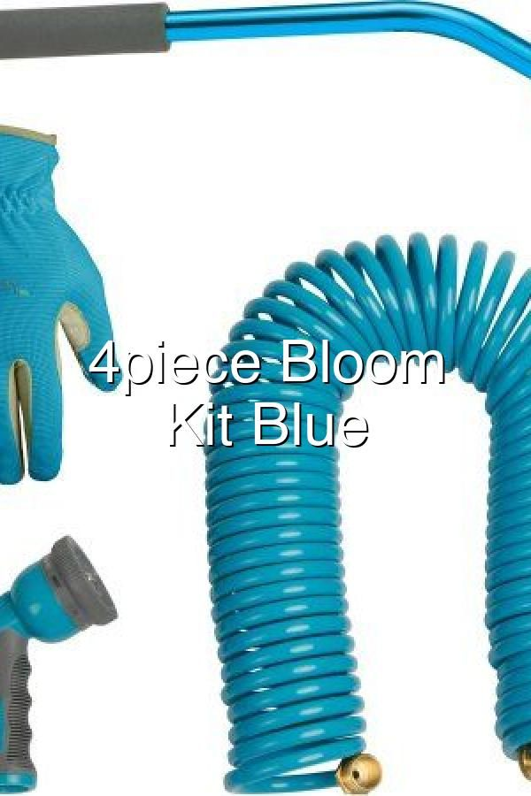 4776980719ebb1cb7769e48ef39afc7f - Bloom 4 Piece Gardening Tool Set