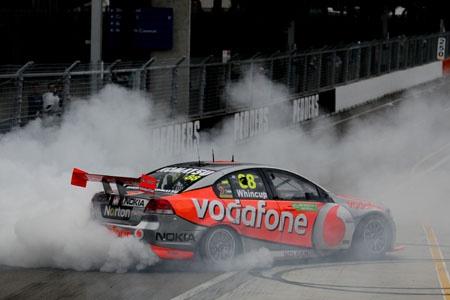 2011 V8 Supercar Series, Rd 14 - Sydney - Team Vodafone