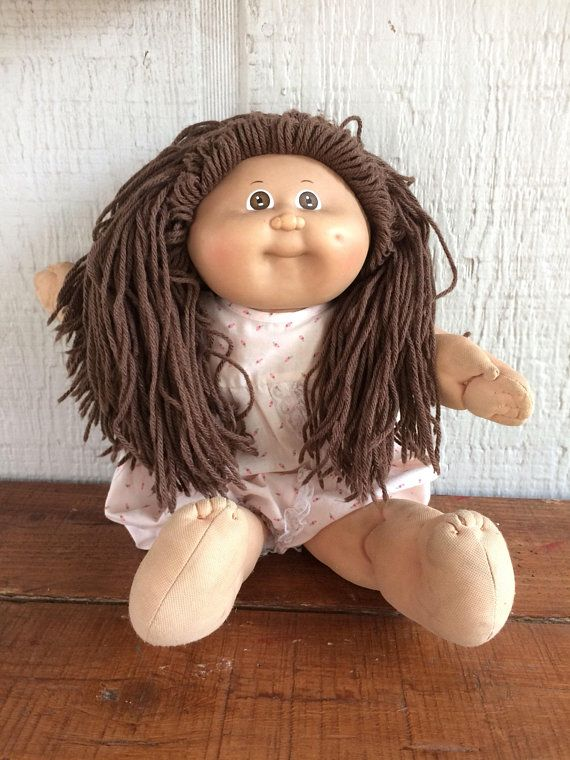 Vintage 1980s Cabbage Patch Kids Doll Made In Hong Kong Etsy Cabbage Patch Dolls Cabbage Patch Kids Cabbage Patch Kids Dolls