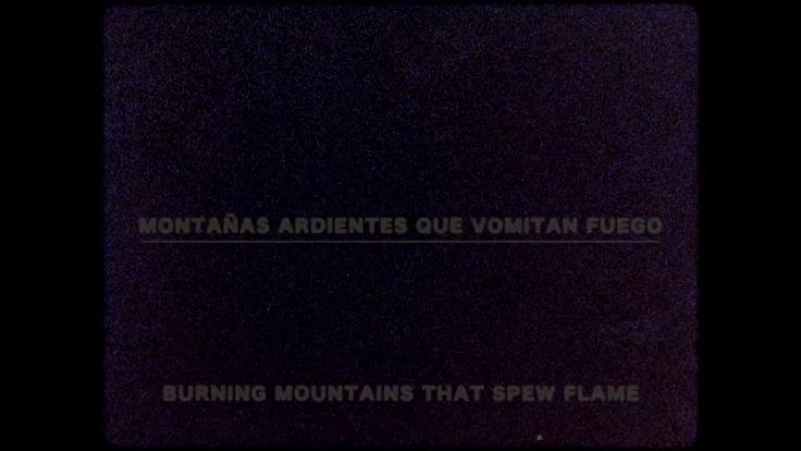 Montañas ardientes que vomitan fuego / Burning mountains that spew flame (Trailer) on Vimeo