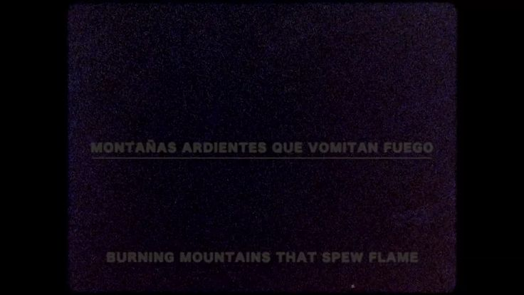 Montañas ardientes que vomitan fuego / Burning mountains that spew flame (Trailer) on Vimeo