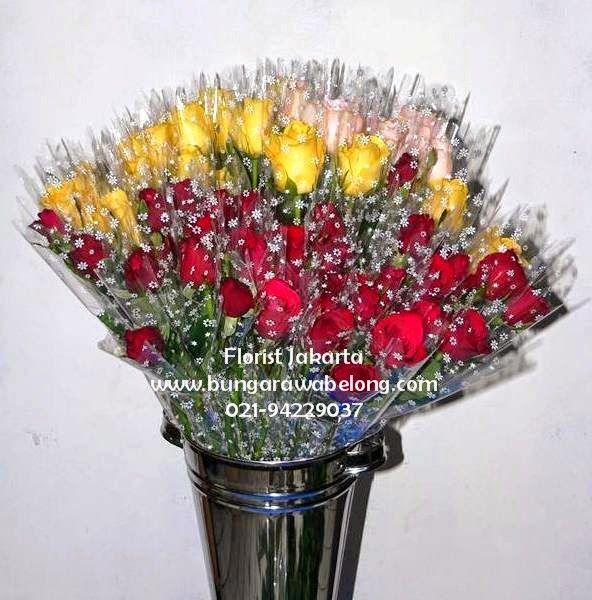 Produk Bunga Valentine - Florist Jakarta