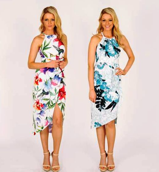 Loving these prints... The power of flowers!