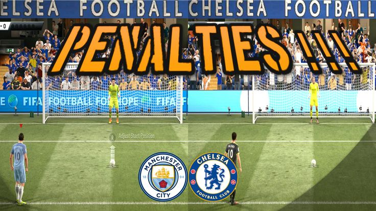 FIFA 17 Penalty shootout ------------------------------------------------ FIFA 17 Penalty KICKS  How to take penalties in FIFA 17. In this video you will see the penalty kicks of the match played between Manchester city and Chelsea.  It will show you how to score penalties in FIFA 17. In Fifa 17 there is quite change in penalty kicks and you may find it very difficult. Watch the FIFA 17 penalty tutorial.  So practice more penalty kicks in FIFA 17 DEMO and be a pro!!!  How to score Penalties…