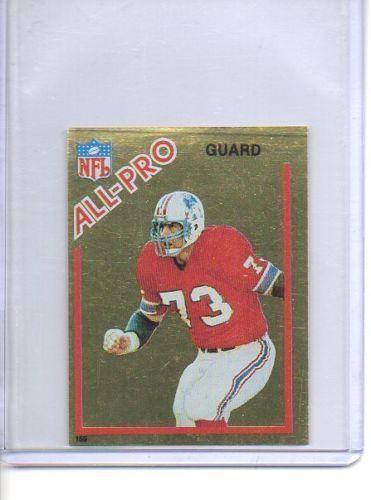 1982 Topps Stickers #159 John Hannah  New England Patriots NFL #NewEnglandPatriots