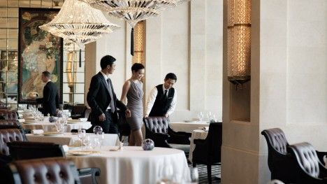 Hong Kong Restaurant & Bar | Four Seasons Hotel Hong Kong