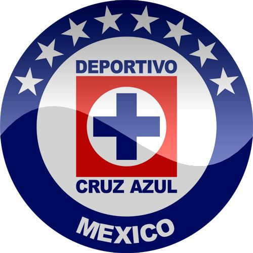 Deportivo Cruz Azul Mexico Football Soccer World Logos Mexican Soccer League Sports Logo Soccer World
