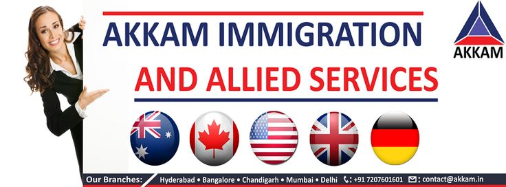 AKKAM IMMIGRATION is the best choice for getting a study visa for Canada, Australia, UK, USA, Denmark and many more and also we provide PR visa services with 100% Success Rate. It provides solutions and meets all requirements concerning Immigration, overseas education and all visa services to destinations across the globe.