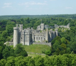 Arundel Castle and Gardens / Places to Visit Sussex /