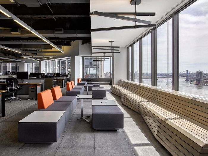 Office Tour The Bloc Offices New York City Corporate Interior DesignInterior