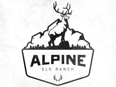 Alpine Logo Rebound