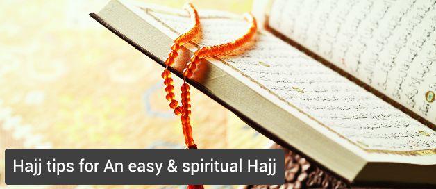 Hajj tips for An easy & spiritual Hajj   British hajj travel