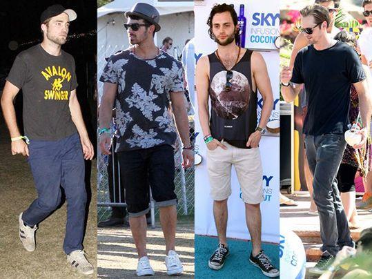 Music Festival Fashion For Guys Top 5 Picks