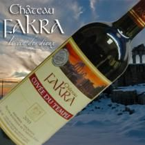 Chateau Fakra Red Wine include Chateau Fakra Merlon, Cuvée du Temple, PINACLE de…