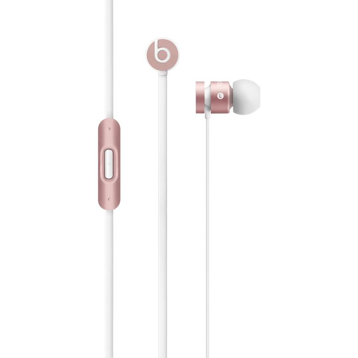 Beats urBeats In-Ear Headphones in Pink lets you listen to your music at home or on the go. Get fast, free shipping when you buy online.