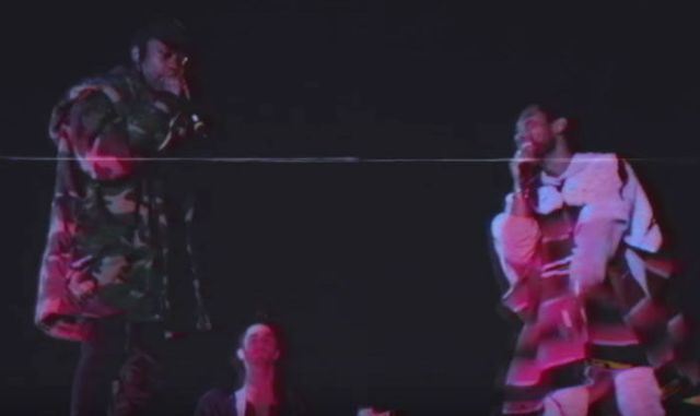 Video: Miguel feat. Travis Scott  waves (Remix)