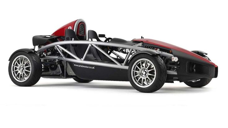 Win An Ariel Atom 3.5, Ticket Price £5.00
