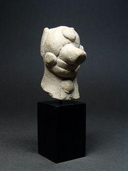 Όστρακο Αρχαία Τέχνη, Βόρεια Συρίας Κεφάλι αλόγου, Πρώιμη Εποχή του Χαλκού, Αργά…