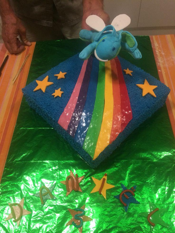 Lollos birthday cake