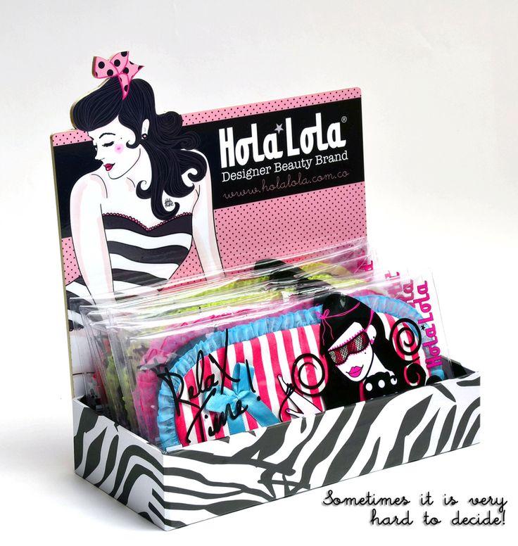 Hola Lola Eye Mask Relax Time ️️️️www.holalola.com.co