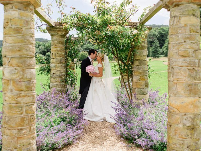 Will & Jess's full wedding at Wiston House now on the blog