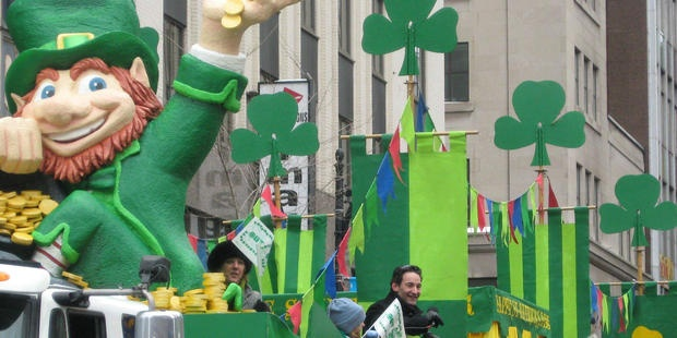 138 best St. Patrick's day poems and jokes and parades ...