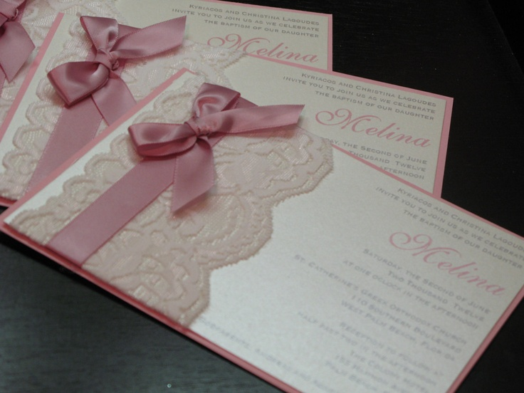 Laced with Grace Baptism/Baby Shower by peachykeenevents on Etsy, $3.35