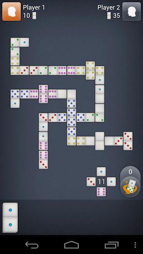 Cinco juegos gratis de habilidad, estrategia e ingenio para celulares: Dominoes o Dominó