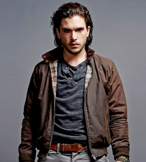 Kit Harington: Kit Harington Photographed Exclusively For Radio Times By