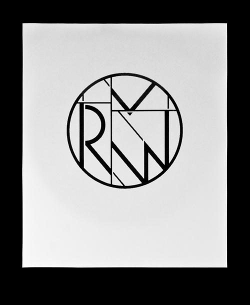 RVW / #typography #logo / PMKFA