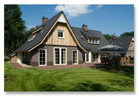 Hof van Salland Overijssel Hellendoorn Wilgenhaege 14persoons Villa