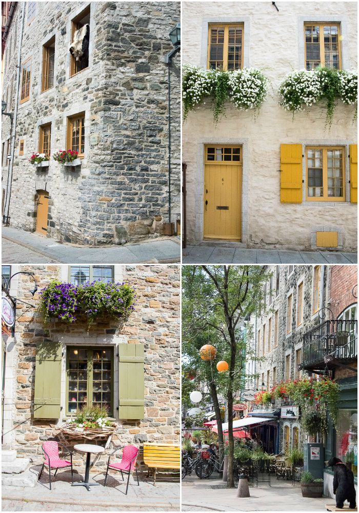 Old Quebec City, Lower Town BoulderLocavore.com