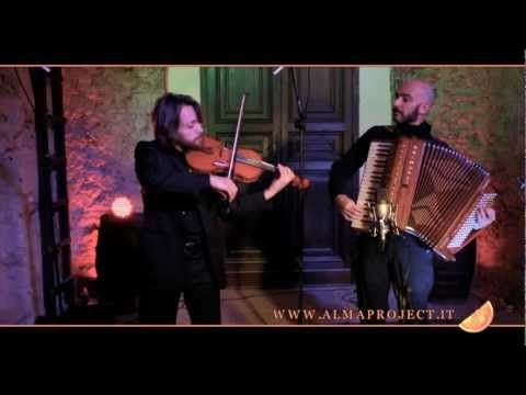 ALMA PROJECT - GS Violin & MM Accordion - Libertango - Duo from Klezmer Band