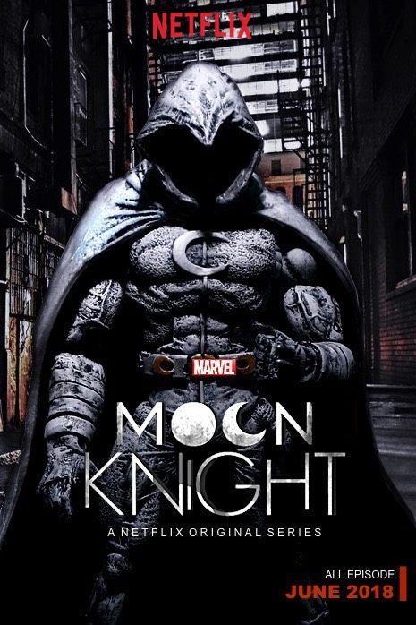 A Netflix Original Series: Marvel's Moon Knight Coming ...