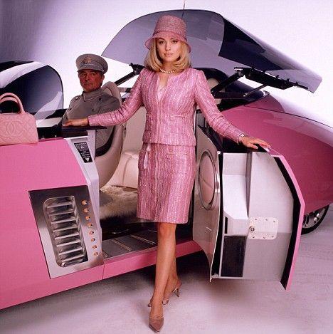 Sophia Myles est Lady Penelope