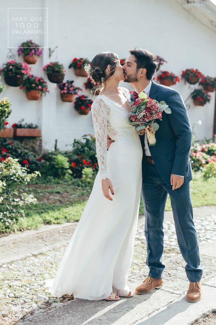 Vestido de novia, Rojo, Medellin