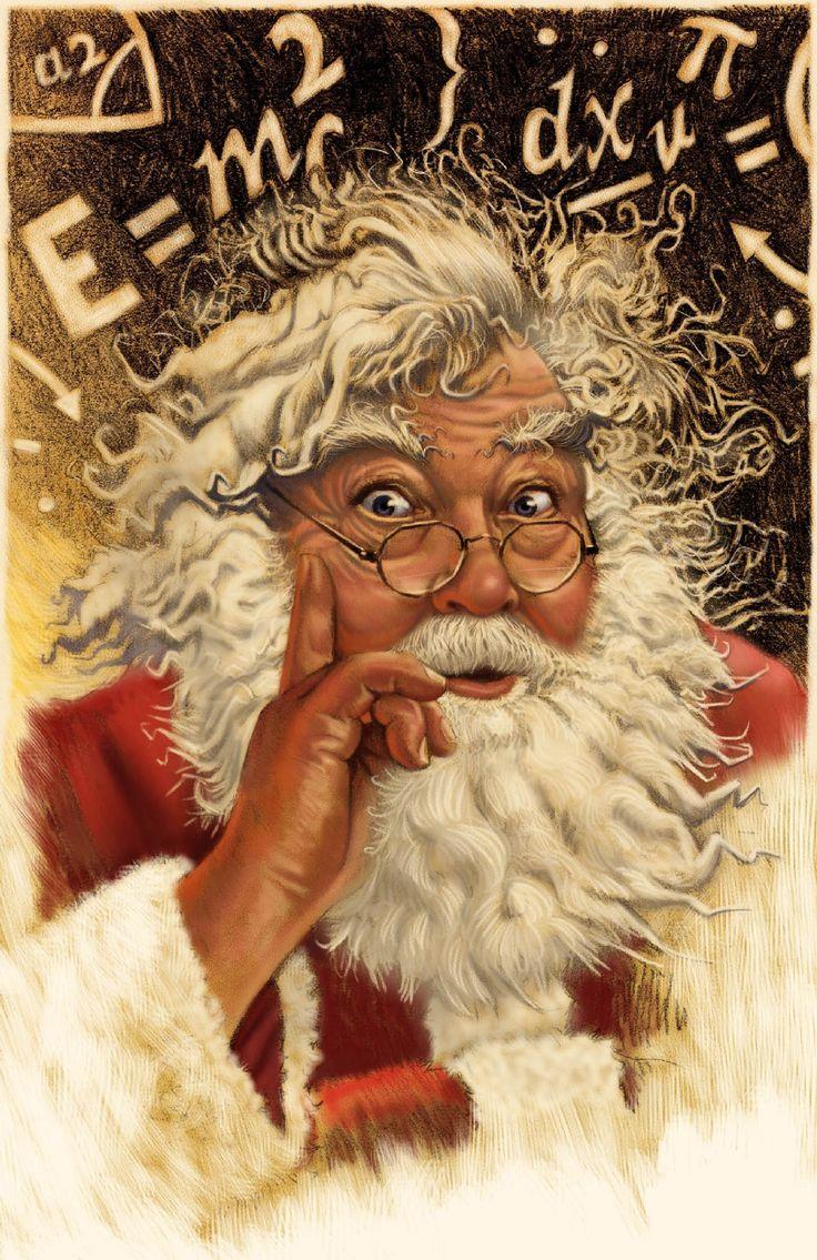 17 best Santa images on Pinterest   Papa noel, Santa clause and ...