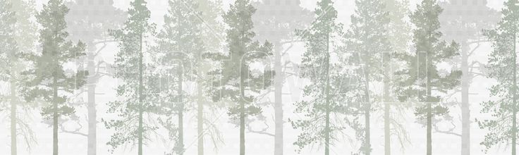 Weaving Wood Cool Green - Fototapeter & Tapeter - Photowall