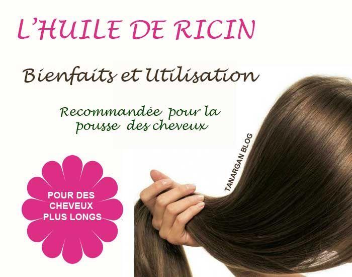 Pourquoi entends t'on tant parler de l'huile de ricin cheveux ? Non seulement elle participe à la pousse des cheveux mais les nourrit en profondeur.