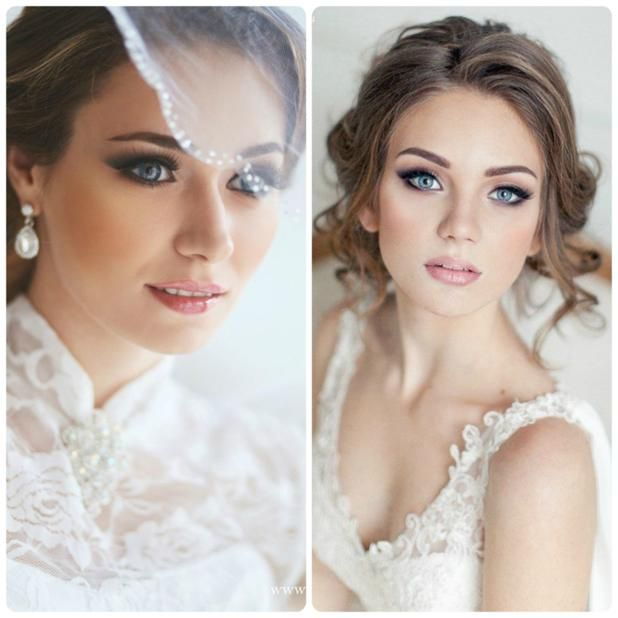We are loving the makeup on these beautiful brides! Simple and well finished! What are you opinions Ladies?