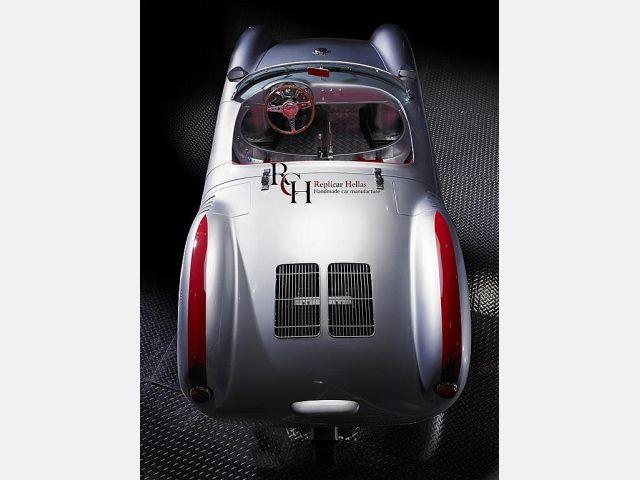 Porsche 550 Spyder 2.3 ReplicarHellas