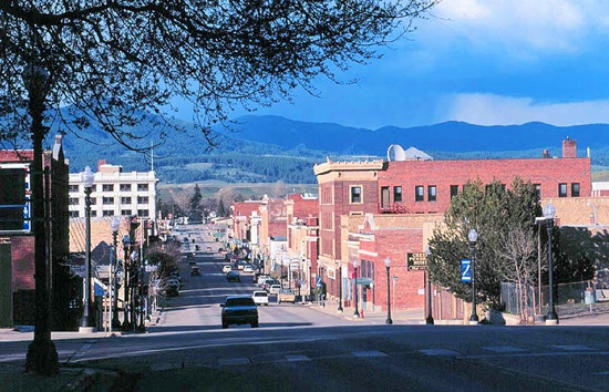 We lived in Lewistown, Montana when dad was there building the ''Missile Sites'' for the Boeing Co. in the early 1960's. Lewistown is a wonderful little town 125 miles south of Great Falls, Montana.