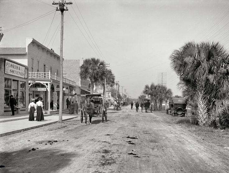 Shorpy Historical Photo Archive Daytona Beach Florida